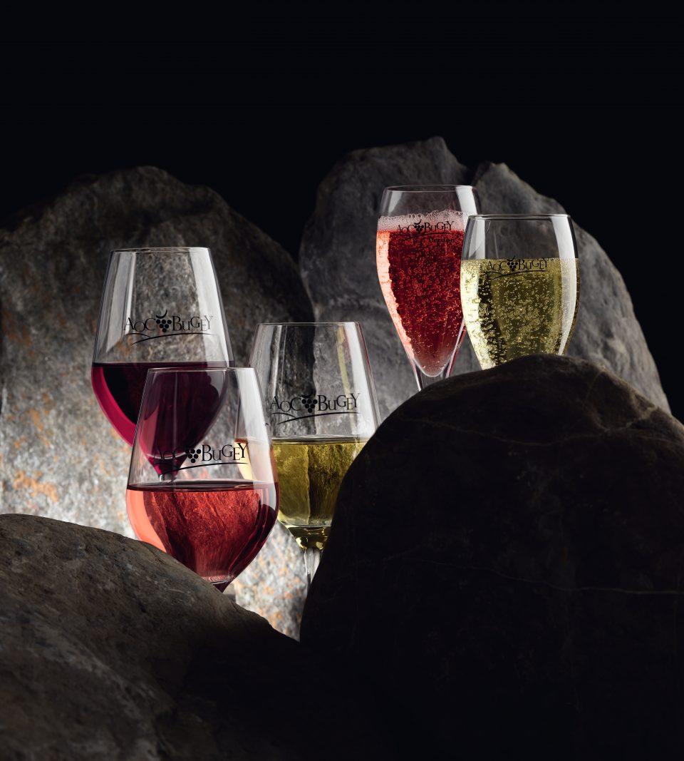 Les Vins du Bugey - Crédit Photo : Patrick Rougereau