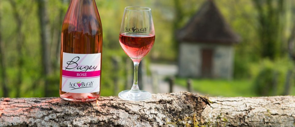 Les Vins du Bugey | AOC Bugey Rosé