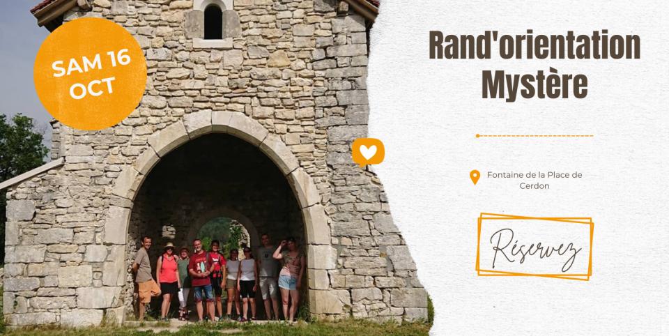 Rand'orientation Mystère