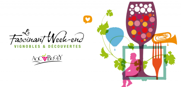 Fascinant Week-end Bugey
